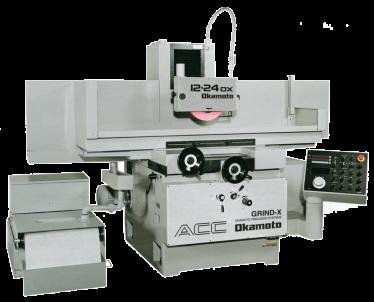 Okamoto 1224 ST Automatic Surface Grinder