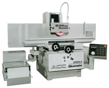Okamoto 1224 ST Automatic Surface Grinder